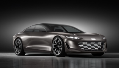 Audi Grandsphere concept: futuro all'insegna del lusso