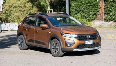 Prova Dacia Sandero Stepway TCe 100 GPL ECO-G: una vettura in tutto e per tutto vincente