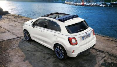 Fiat 500X cabrio: arrivano le versioni Cross e Sport