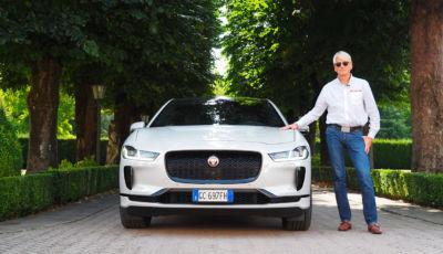 [VIDEO] Jaguar I-Pace, test drive del SUV elettrico a trazione integrale