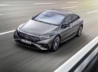 Mercedes-AMG EQS 53 4MATIC+, la luxury elettrica della Stella