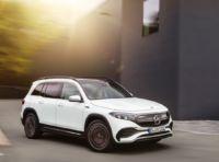 Mercedes EQB, il SUV per la famiglia ma elettrico