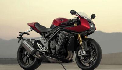 Triumph Speed Triple 1200 RR: tutte le novità del modello 2022