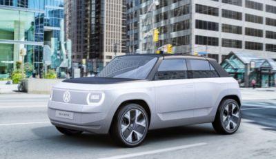 Volkswagen ID.Life, la compatta elettrica debutta nel 2025