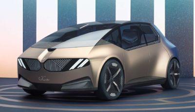 BMW iVision Circular: il prototipo che anticipa il futuro eco-sostenibile dell'automotive