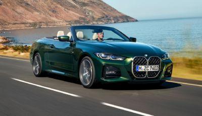 BMW: nuovi motori e tanta tecnologia in più per le vetture 2022