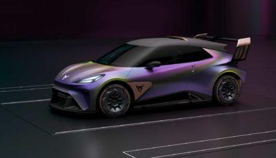 UrbanRebel: la concept car da città di Cupra