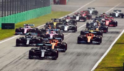F1 2021, GP d'Italia: gli orari Tv Sky e TV8 di Monza