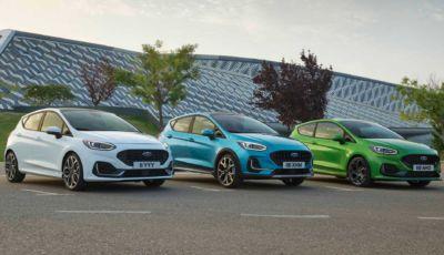 Ford Fiesta 2022: il restyling di metà carriera è più moderno e tecnologico