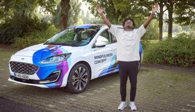 Ford Mindfulness: il concept su base Kuga che combatte lo stress al volante