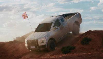 Ford Ranger: la quinta generazione sarà presentata per fine anno