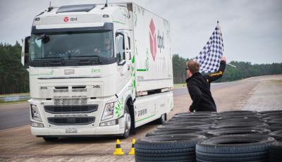 Il camion elettrico di Futuricum ha un'autonomia da record… che supera i 1000 km!