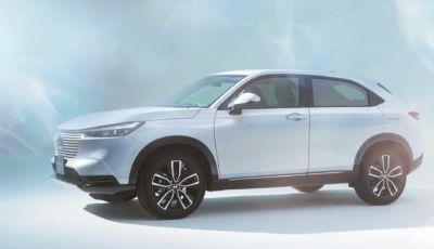 Honda HR-V e:HEV: il SUV ibrido è ordinabile in Italia da 30.900 Euro