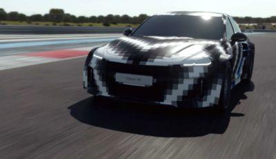 Hyundai crede nell'idrogeno e presenta la Vision FK Concept da 680 CV