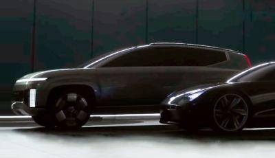 Il futuro elettrico di Hyundai? La berlina Ioniq 6 e il SUV Ioniq 7