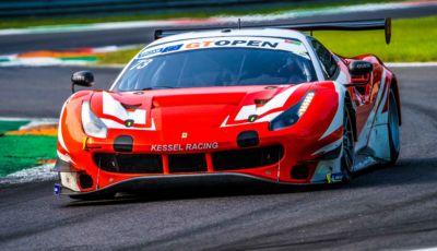 International GT Open: vittoria di Mercedes e Ferrari a Monza