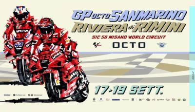 Orari MotoGP 2021, GP di San Marino su Sky, TV8 e DAZN a Misano