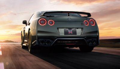 Nissan GT-R T-Spec 2022: presentate la Premium e la Track Edition in serie limitata