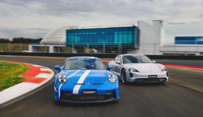 Il più grande Porsche Experience Center al mondo… si trova a Franciacorta!