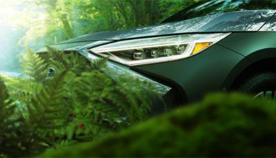 Subaru Solterra: un sito web teaser anticipa il SUV elettrico giapponese