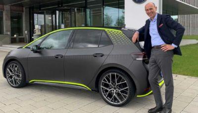 Volkswagen ID.3 GTX: l'elettrica a trazione integrale arriva nel 2022