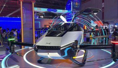 XPENG X2: un'auto volante al Salone di Monaco