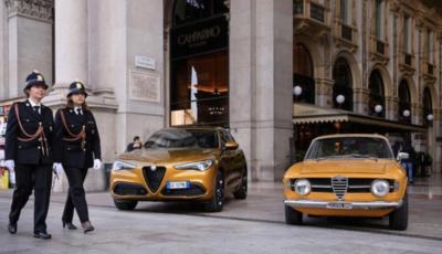 Alfa Romeo Stelvio GT Junior: un altro omaggio del Biscione agli anni Sessanta