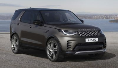 Land Rover Discovery Metropolitan: stile inconfondibile e tecnologia premium