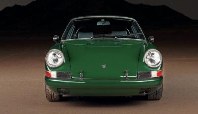 Zelectric fa fare un viaggio nel futuro alla Porsche 912