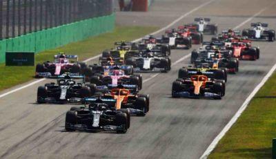 F1 2022: nel nuovo calendario da 23 gare ci sono Imola e Monza!