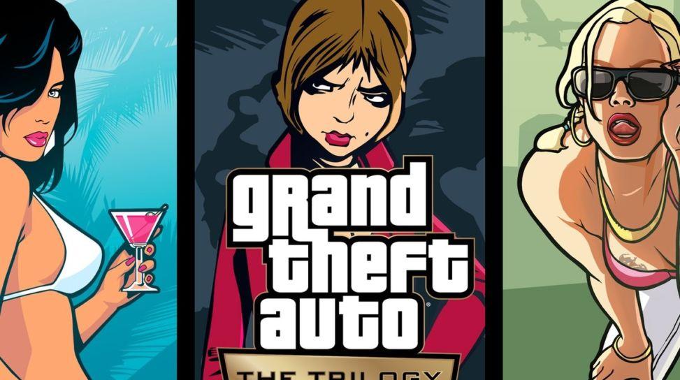 Rockstar Games rilancia GTA con i remaster storici della The Trilogy!