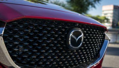 Mazda sta preparando i SUV CX-60 e CX-80, in arrivo in Europa dal 2022