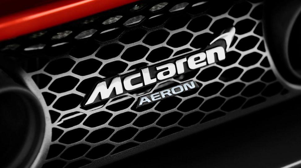 McLaren: le supercar del futuro si chiameranno Solus, Aeron e Aonic