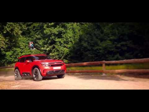 Citroen Aircross Concept al Salone di Francoforte 2015